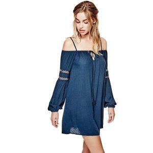 Rina Cold-Shoulder Dress