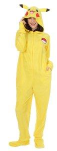 Pokemon Pikachu Union Suit - Large/XXL