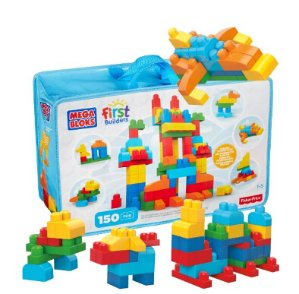 From $5.99 Mega Blocks Construction Sets @ Amazon