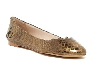 Sam Edelman Alaine Scalloped Flat @ Nordstrom Rack