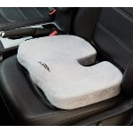 Aylio Orthopedic Comfort Foam Coccyx Seat Cushion for Lower Back Tailbone and Sciatica Pain Relief