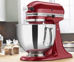 Extra 20% Off+Extra 10% Off Select KitchenAid Stand Mixers @ macys.com