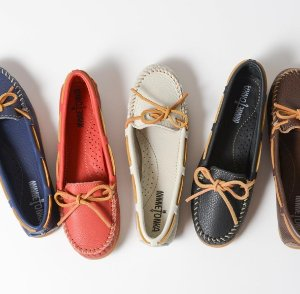 From $19.99 Minnetonka Shoes Sale @ Rue La La