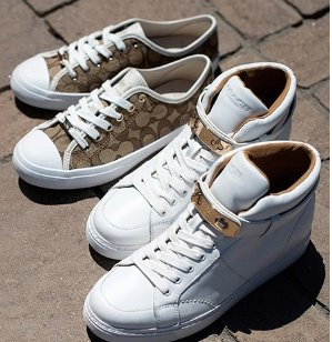 Up to 71% Off Coach Sneakers @ 6PM.com