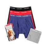 Calvin Klein 3-Pack Classic Boxer Briefs +1 Bonus Pair, Only at Macy's NB1175