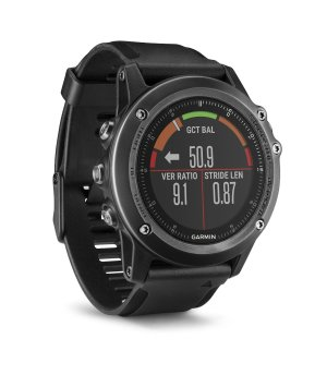 Garmin Fenix 3 HR, Base