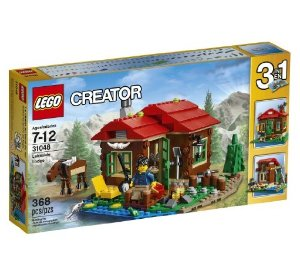 $19.19 LEGO Creator Lakeside Lodge 31048