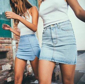 Up to 60% Off Denim Skirts Sale @ Saks Fifth Avenue