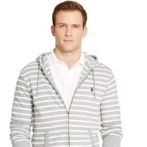 Up to 50% Off + Extra 15% Off Men's Hoodie @ Ralph Lauren