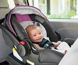 Graco SnugRide 30 Click Connect Front Adjust Car Seat, Kyte