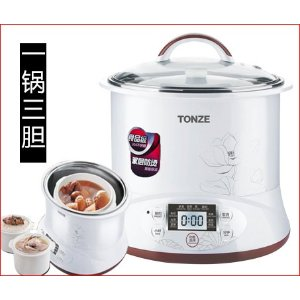 Smart Twin Ceramic Pot Electric Stewpot DGD22-22EG 2.2L