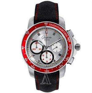 $3,800( Orig. $8,100)Glashutte Men's Sport Evolution Chronograph Automatic Watch 39-31-46-05-03@ Ashford