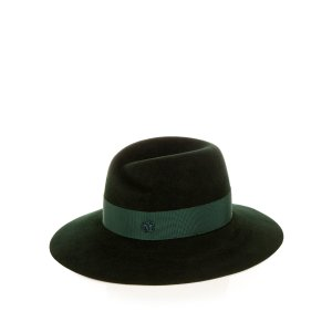 Virginie showerproof fur-felt hat | Maison Michel