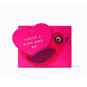 be mine rare bird card holder | Kate Spade New York