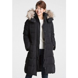 WOMEN WARM TECH DOWN COAT