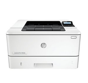 HP LaserJet Pro 400 M402n Monochrome Laser Printer With JetIntelligence