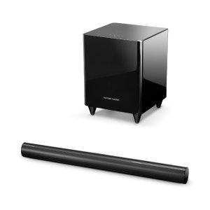 $149.99Harman Kardon SB30 Soundbar + Wireless Subwoofer (Factory Recertified)
