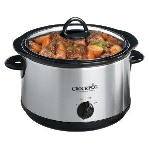 额外9折+额外7.5折低至$6.74!Target精选Crock-Pot慢炖锅热卖