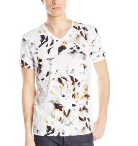 $15.53 Calvin Klein Men's Short Sleeve All Over Printed