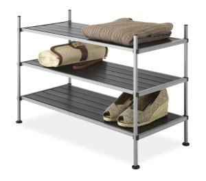 Whitmor 6779-4579 3-Tier Storage Shelves