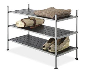 Whitmor 6779-4579 3-Tier Storage Shelves