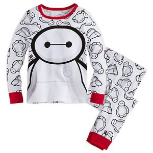 Baymax PJ PALS for Girls | Disney Store
