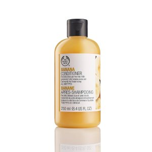 Detangling Conditioner - Gluten-Free, Banana | The Body Shop ®
