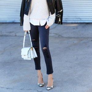Marni Trunk Medium Leather Shoulder Bag @ Rue La La