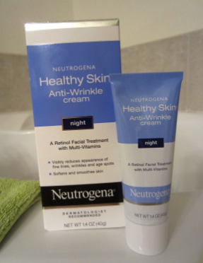 $9.54 Neutrogena Healthy Skin Anti-Wrinkle Night Cream, 1.4 oz