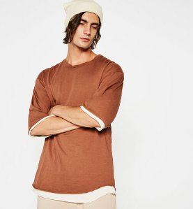 Up to 50% Off Select Men's T-shirts Sale @ Zara