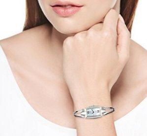 Lowest price! $69(Orig $275)Seiko Women's Tressia 22 Crystal White Watch