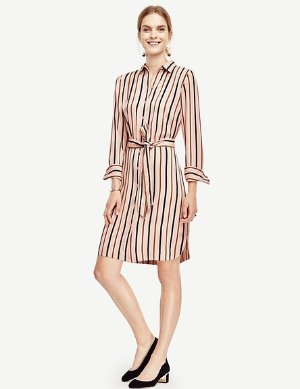 50% Off + Free Shipping With Dresses Purchase @ Ann Taylor