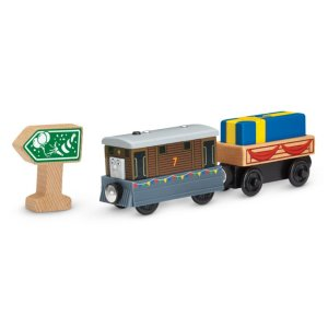 Thomas & Friends™ Wooden Railway Thomas' Birthday Surprise Accessory Pack | BJP93 | Fisher Price