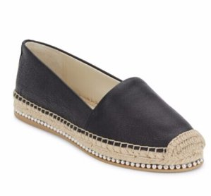 BCBGeneration Frenchy Embellished Espadrilles @ Saks Off 5th