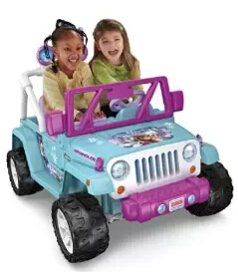 Up to 40% Select Power Wheels @ Amazon