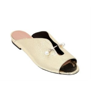 COLIAC 10MM LUCILLA LEATHER PIERCING SANDALS
