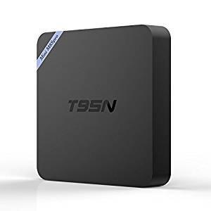 $29.99超低价!AKASO T95N 安卓电视盒子 2GB内存 8GB存储空间 支持4K