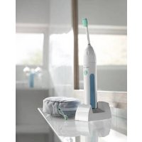 #1 Best Seller! $19.95 Lowest price! Philips Sonicare Essence Sonic Electric Rechargeable Toothbrush, White