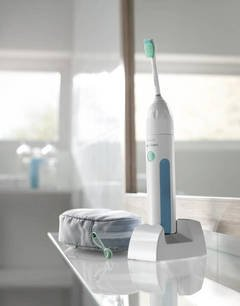#1 Best Seller! $24.95 Lowest price! Philips Sonicare Essence Sonic Electric Rechargeable Toothbrush, White