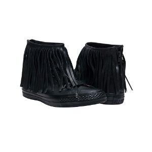 CONVERSE CHUCK TAYLOR ALL STAR FRINGE SNEAKER