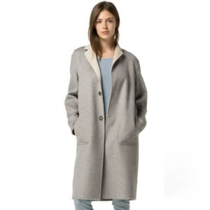 Reversible Top Coat | Tommy Hilfiger USA
