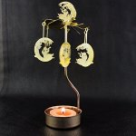 Storytellers Spin Candleholder