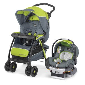 Chicco Cortina CX Travel System Stroller - Lima - Chicco - Babies