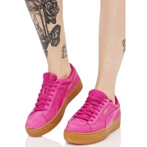 PUMA Vikky Platform Sneakers | Dolls Kill