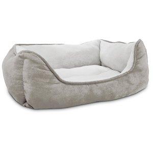 Petco Gray Box Dog Bed, 24