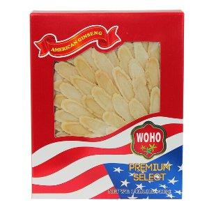 WOHO #127.4 美国花旗参片大号 4oz盒装