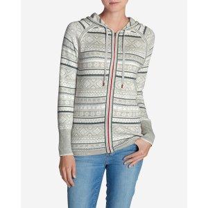 Women's Engage Full Zip Hooded Sweater