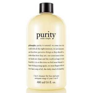philosophy 'purity made simple' one-step facial cleanser   Nordstrom
