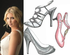 35% Off + Extra 50% Off Ivanka Trump Shoes @ Bloomingdales