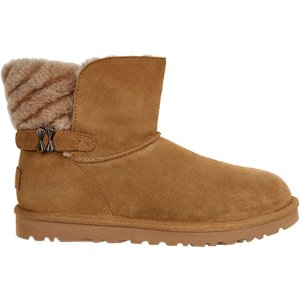 Womens UGG Adria Bootie - Chestnut - FREE Shipping & Exchanges